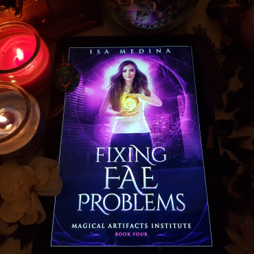 Book Review: Fixing Fae Problems