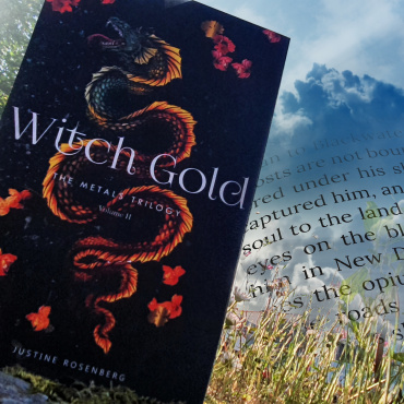 Book Review: Witch Gold